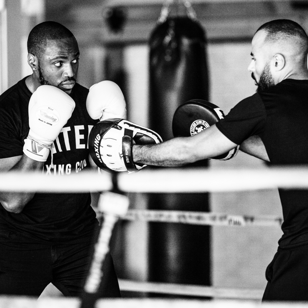 Private coach - Weekly 1-1 Padwork & Technical Sessions