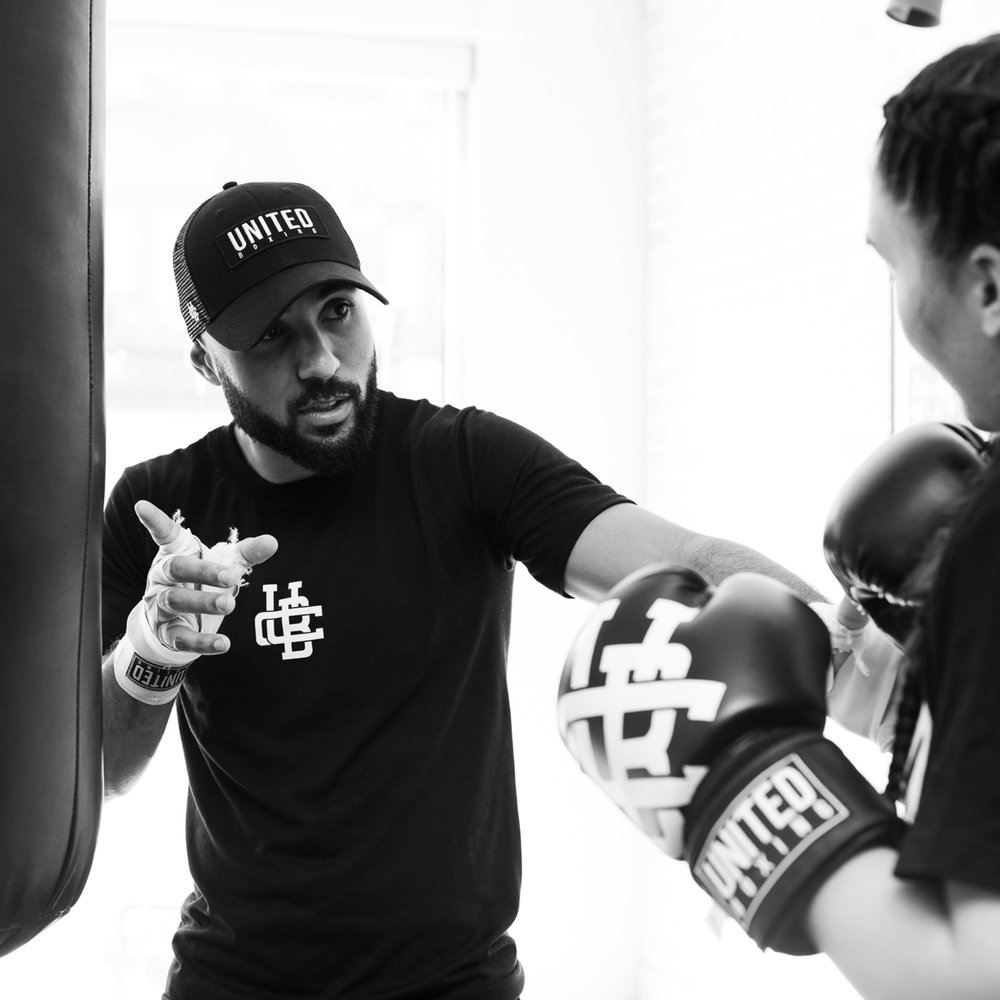 Initial Assessment - Book your 1-1 assessment to set a baseline boxing level by tracking your punch speed.determine your power and evaluate your skill.