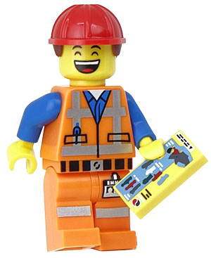 You'll be as happy as Emmet when you know the Scrum terms.