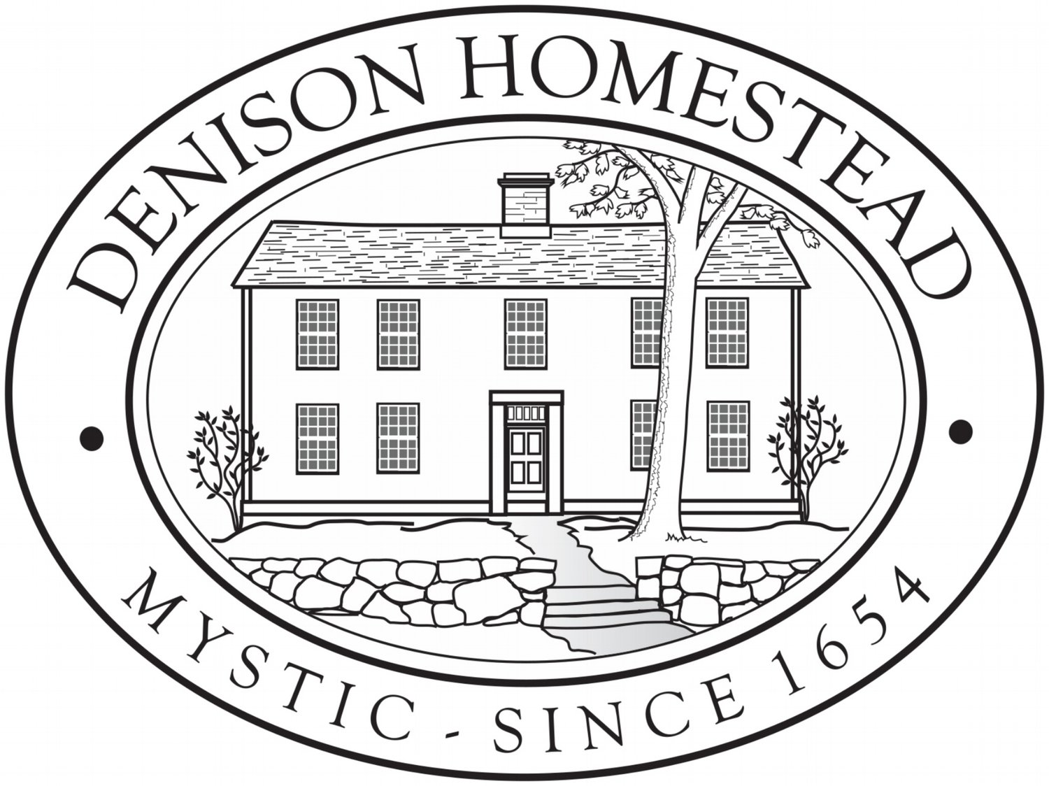 Dennison Homestead (tentative) - Mystic Ct @ Dennison Homestead Museum