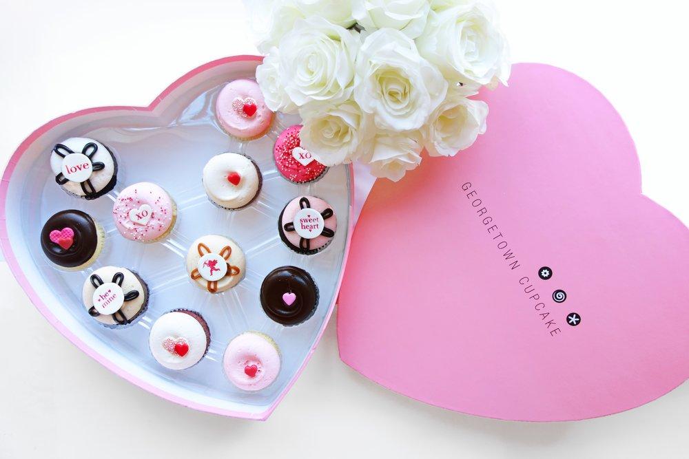 Georgetown Cupcake Valentines Heart Dozen 2018.jpg