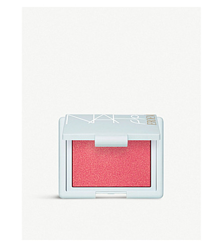 Erdem I NARS Blush in Loves Me   These blushes deliver a subtle flush of color that reminds everyone you're awake and alive after a winter spent hibernating indoors.