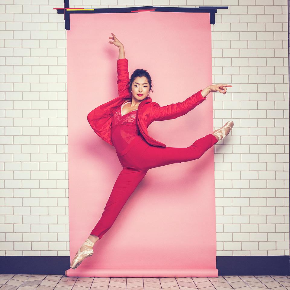 Atlanta Ballet Company dancer Fuki Takahashi