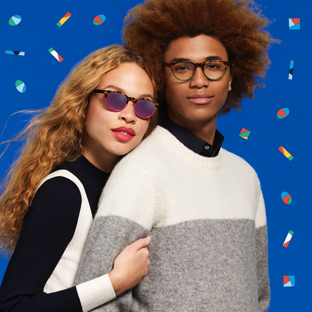 67709f2fdf3d0 Warby Parker Holiday Collection launch — The Shops Buckhead Atlanta