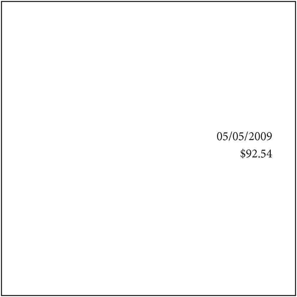 Death & Taxes: Artist's book