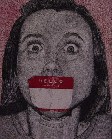 Hello, My Name Is by Shea Braumuller