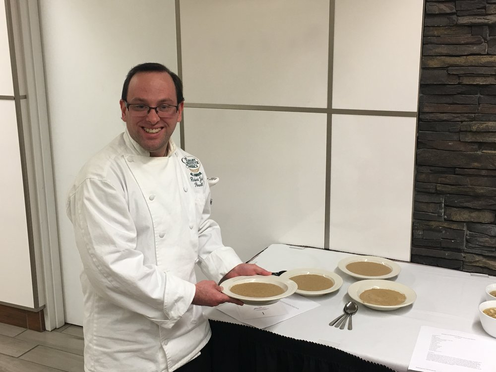 Robert Powell Peanut Soup.JPG