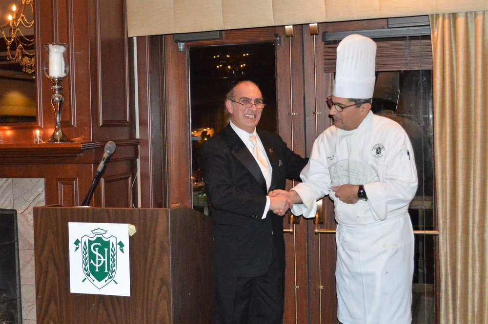 Nicholas Colletti Professionalism Award - Chef Martin Thomas, CEC.JPG