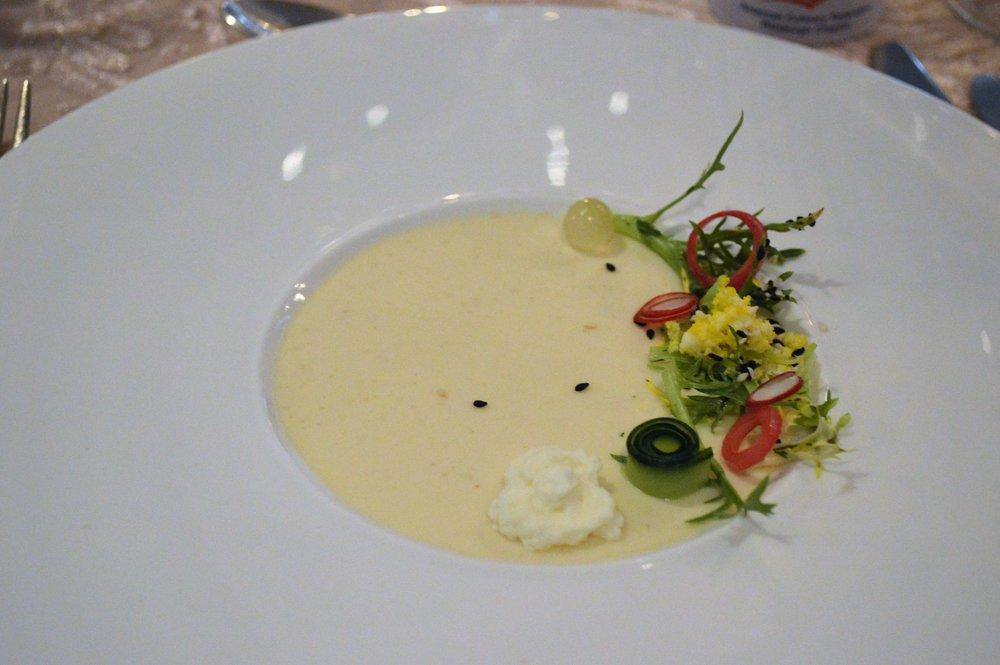 1st Course - Cauliflower Panna Cotta.jpg