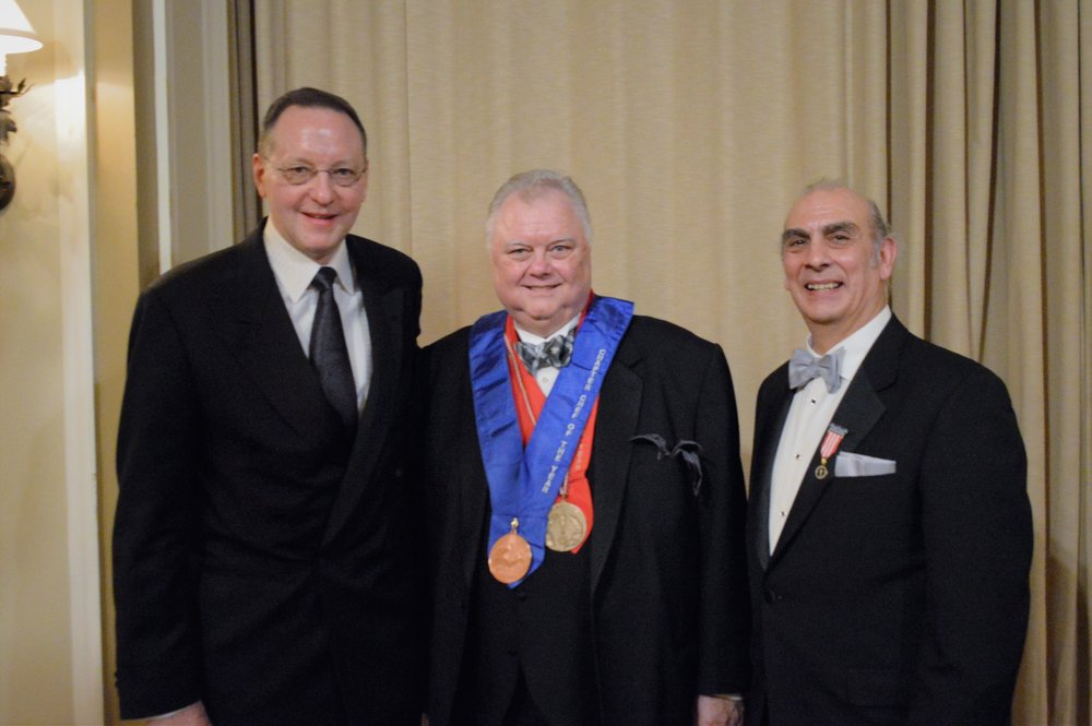 2017 Chef of the Year Keith Coughenhour, 2018 Chef of the Year Norman Hart, and Rikk Panzera.jpg