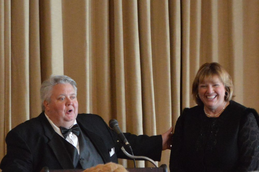 Brian Buskey and Jill Kummer, Chairs for the 2018 dinner.jpg