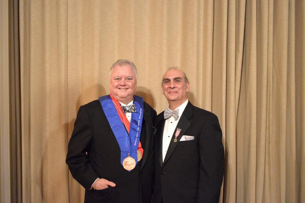 Chef of the Year, Norman Hart with Rikk Panzera.jpg