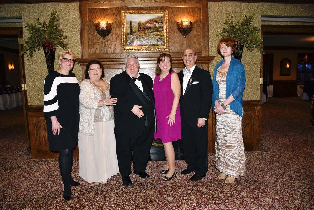 Cindy Tuite, Michaelle Buskey, Brian Buskey, Holly Panzera, Rikk Panzera, Regina 2 (Photo Credit Valerie Njie).jpeg