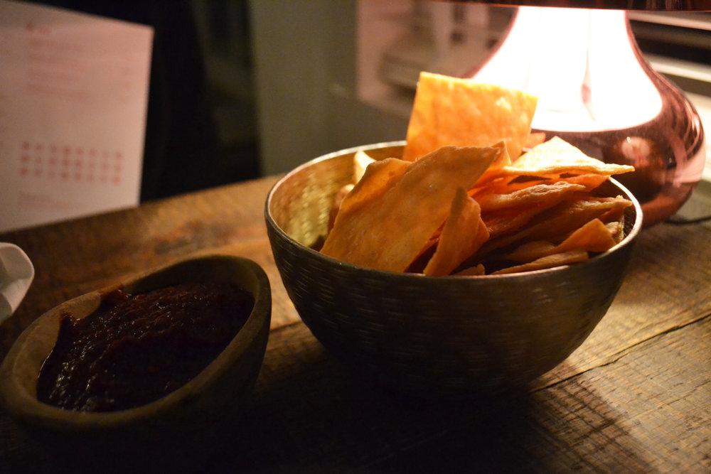 Chips 'N Dip