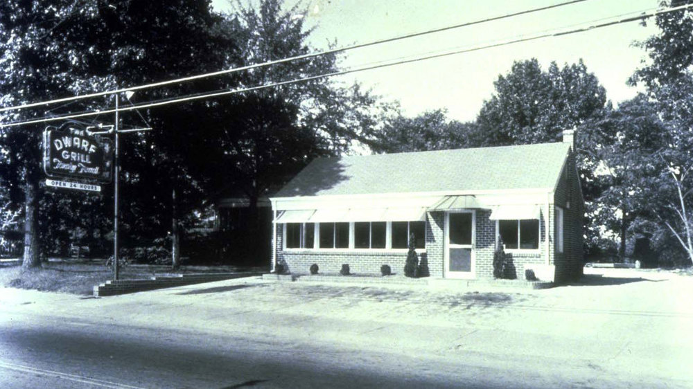The Dwarf Grill in Hapeville, Ga. Original home of Chick-fil-A.