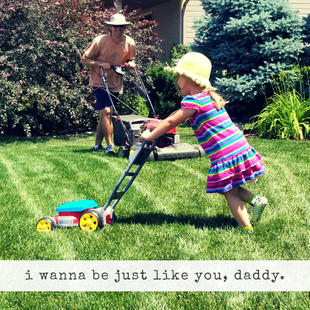 mowing with daddy.png