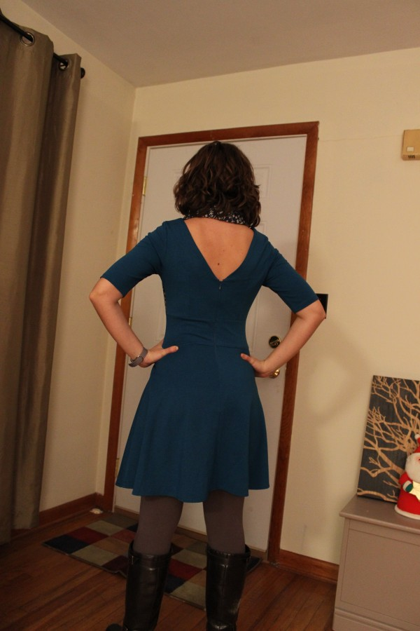Modcloth Dress Back