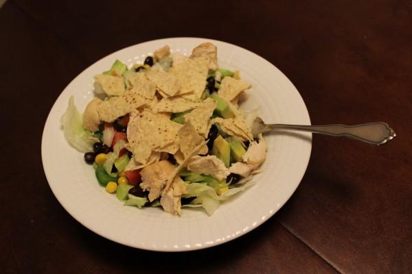 Southwestern Salad 1