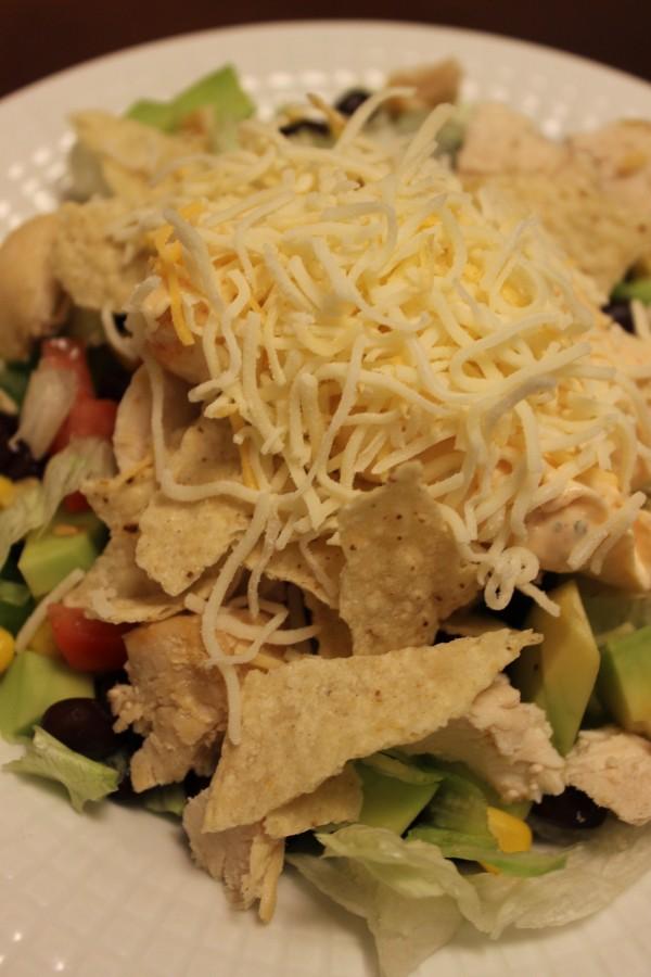 Southwestern Salad 3