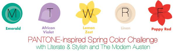 Pantone Spring Challenge_days2