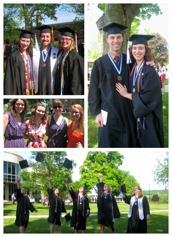Graduation 2012 collage