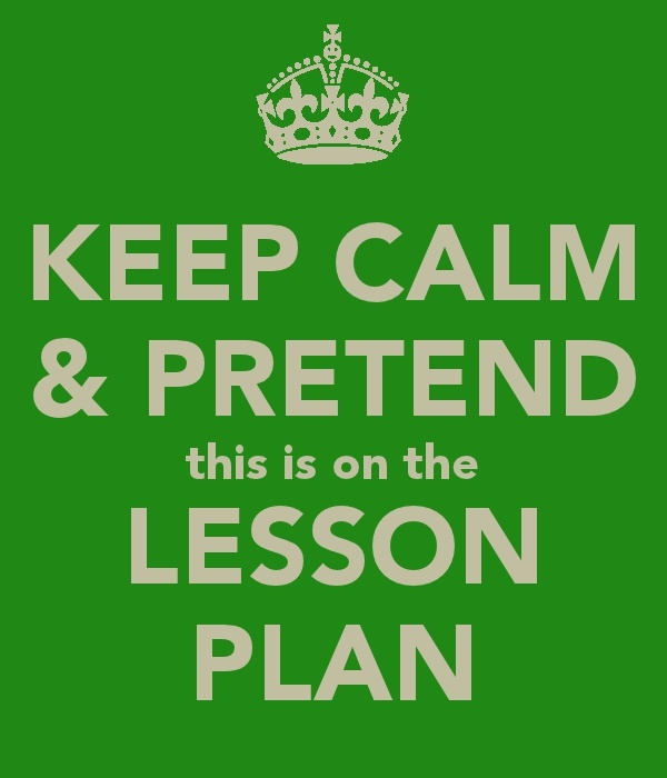keepcalmlessonplan