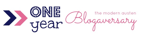 one year blogaversary