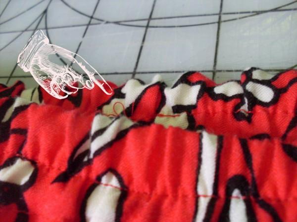 Elastic Waist Skirt 92