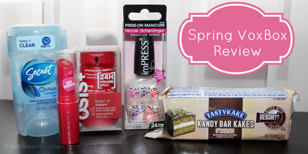 Spring VoxBox Review