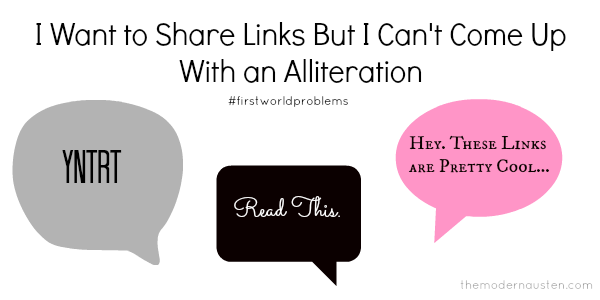 Link Sharing Alliteration Problems