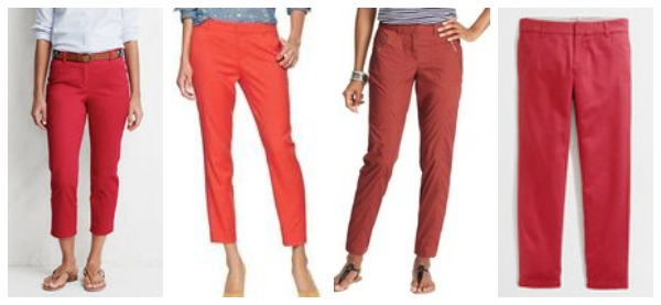 Poppy Cropped Pants