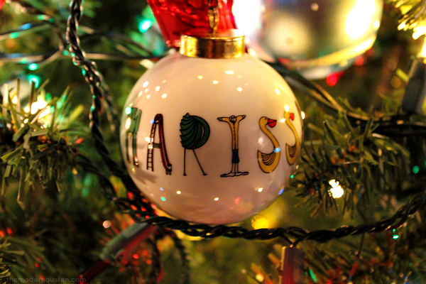 Favorite Christmas Ornaments 2