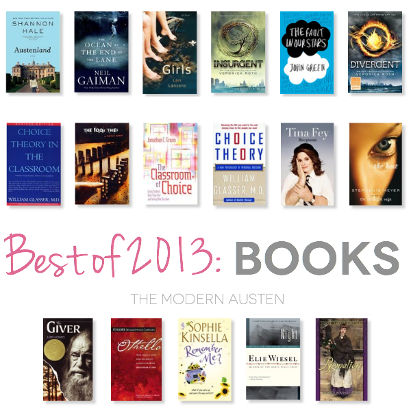 Best of 2013 Books