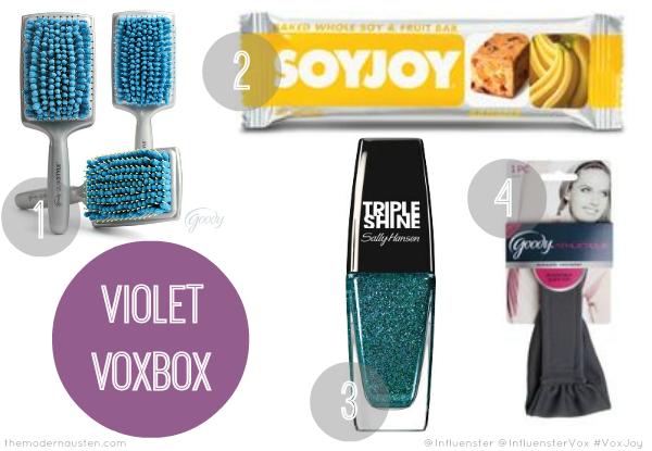 Influenster Violet VoxBox #VoxJoy