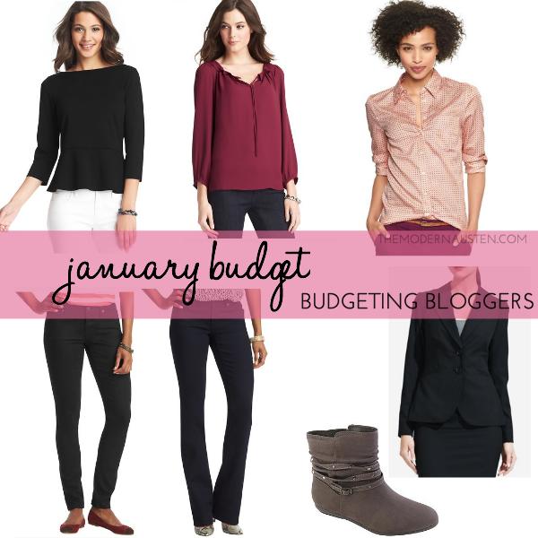 January 2014 Budget