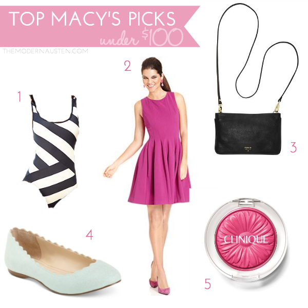 Macy's Giveaway Picks