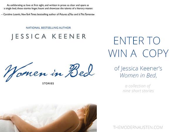 Jessica Keener eBook Giveaway