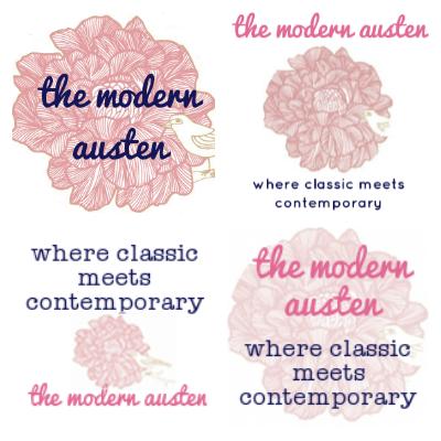 Old Modern Austen Buttons