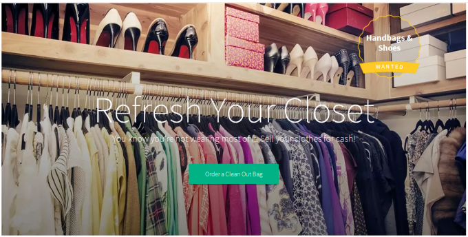 ThredUp Refresh Your Closet for Cash