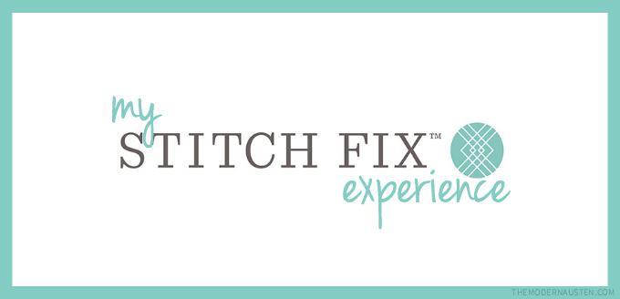 My StitchFix Experience