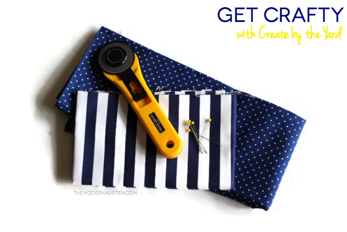 Get Crafty with Fabric from Create by the Yard