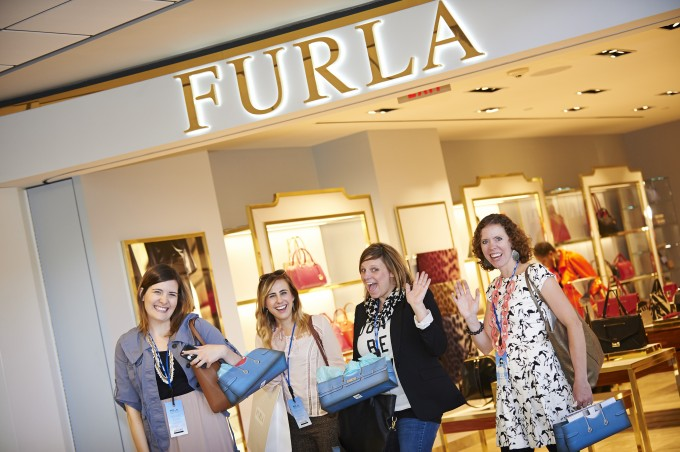 Pittsburgh Airmall #FLY2014 Event Furla
