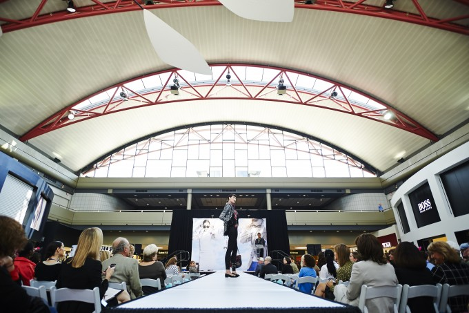 Pittsburgh Airmall #FLY2014 event runway show