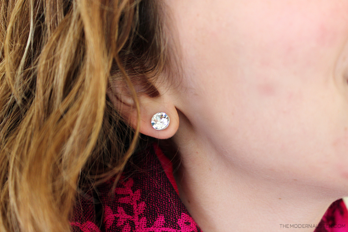 Gorgeous Miglio Jewelry Signature Studs