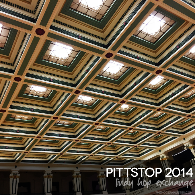 PittStop Lindy Hop Exchange 2014
