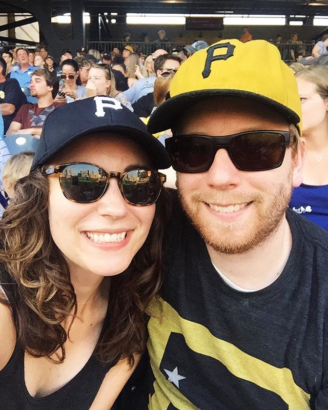 #LetsGoBucs! Twinning with my broseph @jburdeezy at the best park in the country