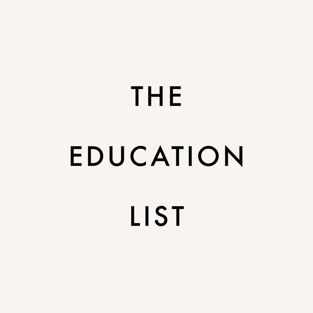 The MENTORSHIP  Looking for updates + education sent directly to your inbox? Sign up for this email list and receive weekly email updates and notifications when new content is posted to the site.
