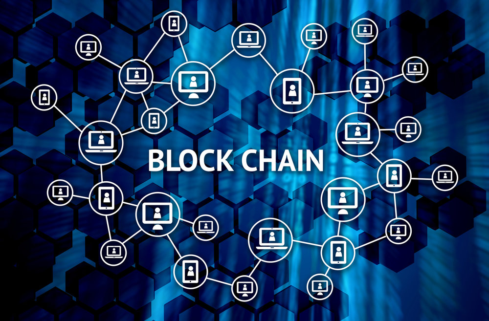 harnessing the many possibilities of blockchain (licensed by Getty Images)