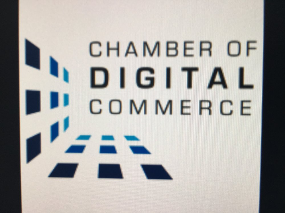 The Chamber is the world's leading trade association representing the digital asset and blockchain industry. (author's picture)