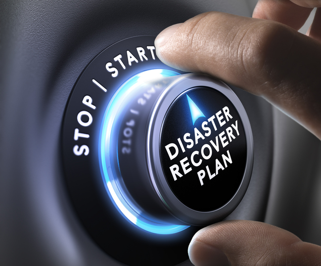 every business needs an effective disaster recovery plan (Getty Images license)